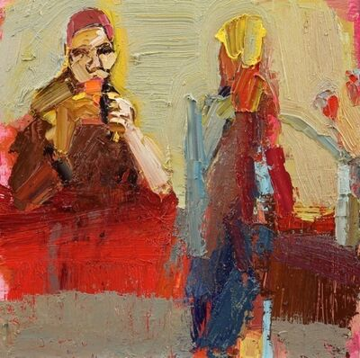 Sandy Ostrau, 'A Second Cup, A Second Glance', 2019