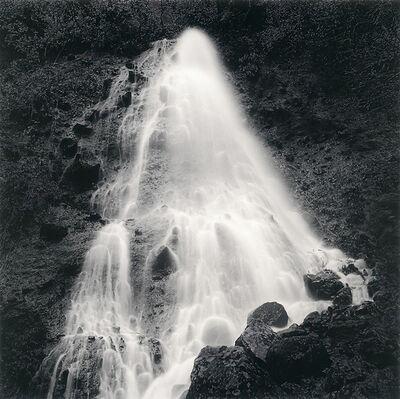 Rolfe Horn, 'Waterfall, Mount Haguro, Japan', 2008-printed 2009