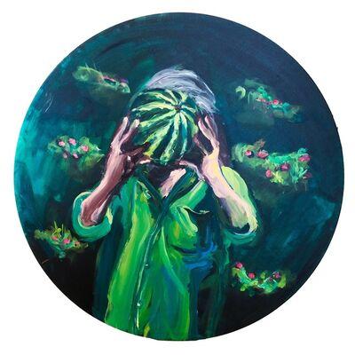 Yassine Balbzioui, 'Green Sight', 2019