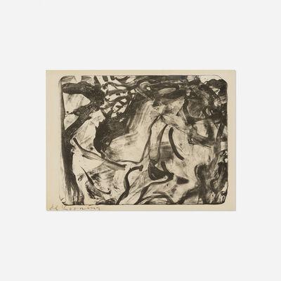 Willem de Kooning, 'Untitled', c. 1970