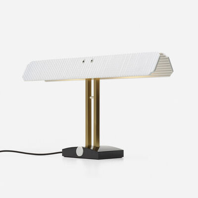 Tobia Scarpa, 'Capalonga table lamp', 1982