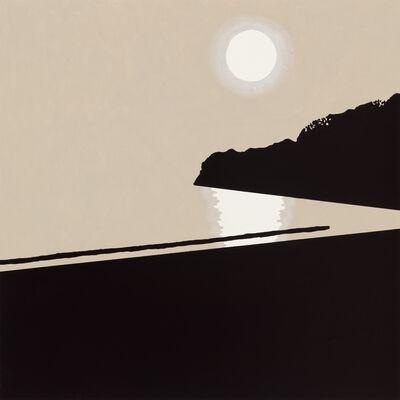 Nobuyuki Takahashi, 'Sunset on March 27 - 1', 2020