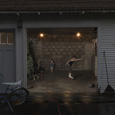 Julie Blackmon, 'Garage', 2012