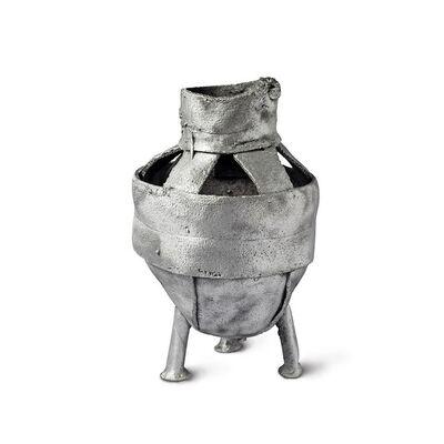 Chris Wolston, 'Los Huesos Cage Vase', 2016