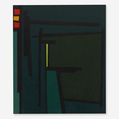 Karl Benjamin, 'TG #25', 1961