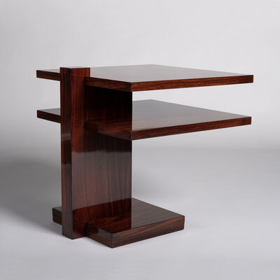 André Sornay, 'Rectangular side table', Circa 1930