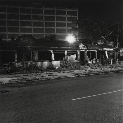 Peter Hujar, 'Diner, Brooklyn NFS', 1976