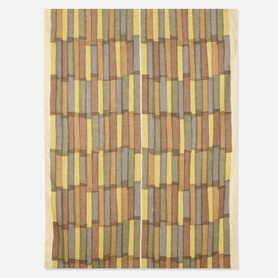 Alexander Girard, 'Ribbons fabric', 1957