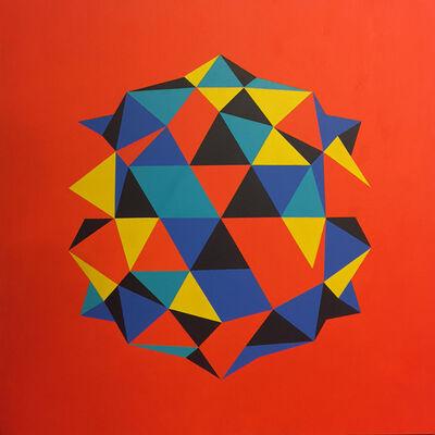 Claudio Roncoli, 'Heart 1', 2015