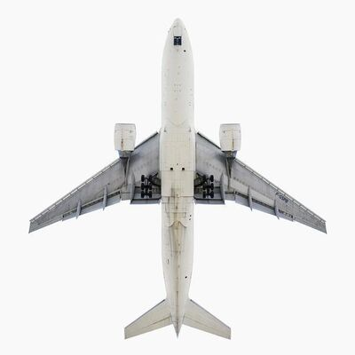 Jeffrey Milstein, 'Air France Boeing 777-200', 2007