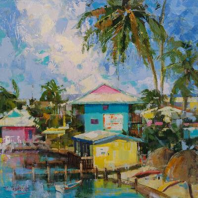 Nancy Tankersley, 'Cabins and Efficiencies'