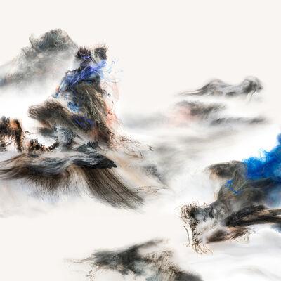 Lu Jun, 'Cloud Atlas 山色有無中', 2017