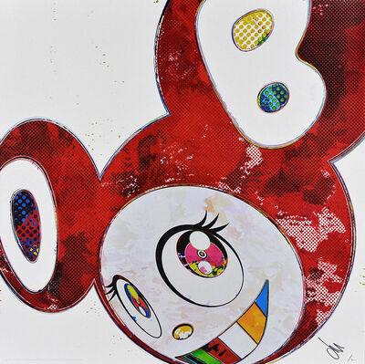 Takashi Murakami, 'And Then × 6 (Red: The Superflat Method)', 2013