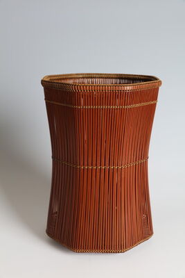 Chikurei, 'Bamboo Flower Basket (T-4356)', ca. 1980