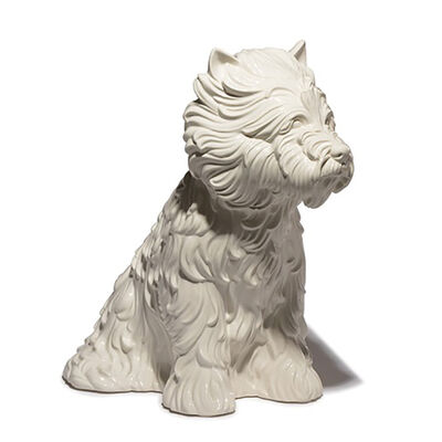 Jeff Koons, 'Puppy Vase', 1998