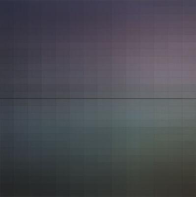 Yagiz Özgen, 'Certain Part of The «Lagoon Nebula (1024 Colors) #2»', 2019