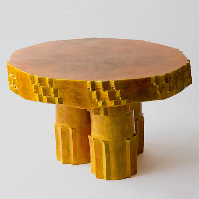 Floris Wubben, 'Autumn Twist Table', 2019