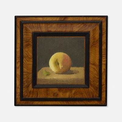 Robert Kulicke, 'Peach', 1992