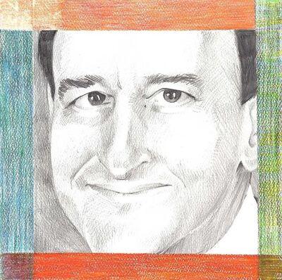 Okay Mountain, '7x7 Collaborative Drawing (#118)', 2012