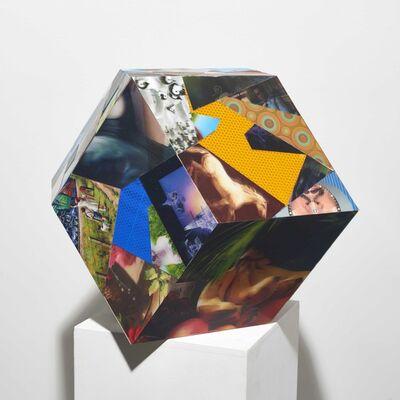 Teppei Kaneuji, 'ZONES (Block) #1', 2019