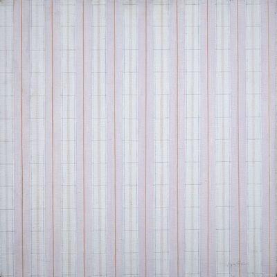 Perle Fine, 'Accordment Series #17, Bright and Lily White', 1977