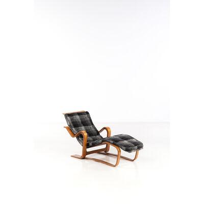 Marcel Breuer, 'Isokon, Lounge chair'