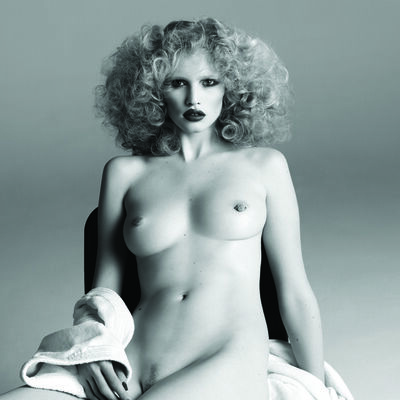 Inez & Vinoodh, 'Lara Stone as Candy Darling—Purple Magazine', 2007