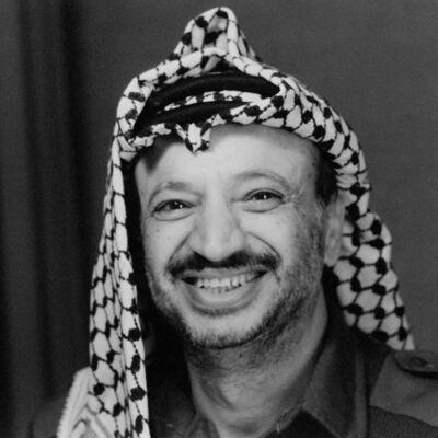 Thomas Billhardt, 'Jassir Arafat', 1978