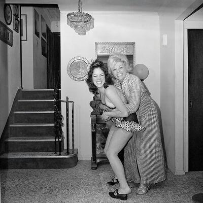 Meryl Meisler, 'Self-Portrait,Tap Dancing with Mom, North Massapequa, NY. January 1975', 2016