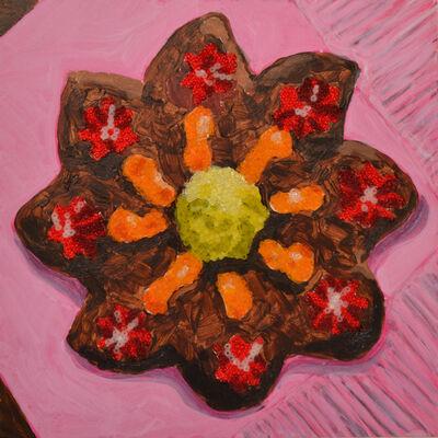 Mary Jo Karimnia, 'Gingerbread Pinwheel', 2016