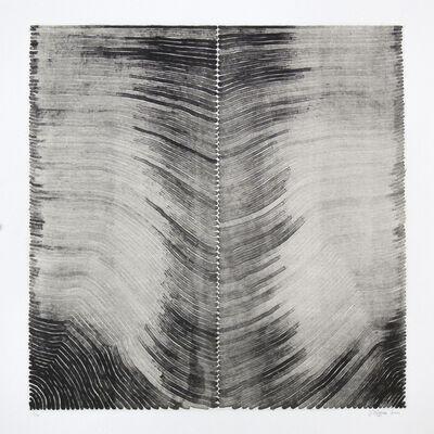 Jonathan K Higgins, 'Parallel Lines, Horizontal', 2000