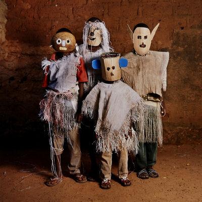 Phyllis Galembo, 'Dodo Masquerade, Burkina Faso'