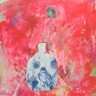 Fumiko Toda, 'Blue Vase', 2018
