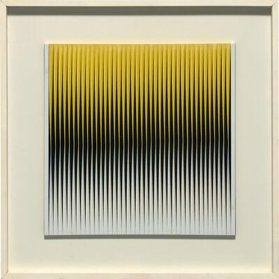 Walter Leblanc, 'Torsions B.V. 18', 1963