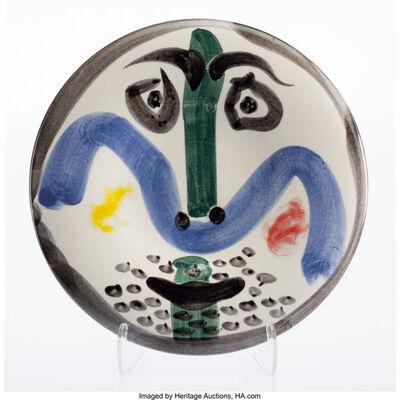 Pablo Picasso, 'Visage No. 130', 1963