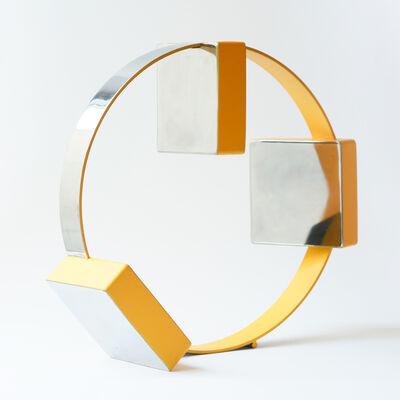 Philippe Pallafray, 'Boxes (Yellow)', 2020