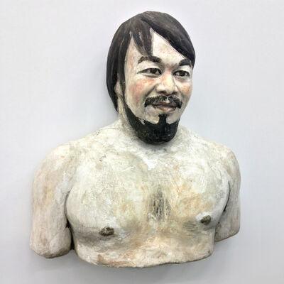 John Ahearn, 'Ai Wei Wei', 1993-2013