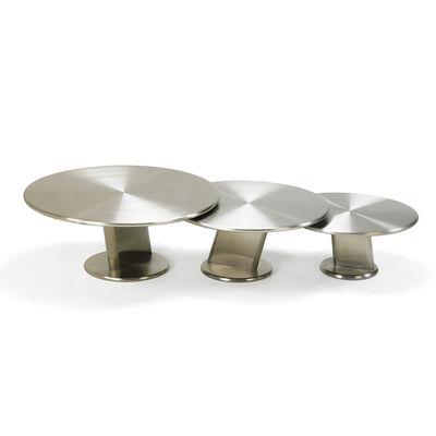 Giovanni Offredi, 'Trio of coffee tables', 1970s