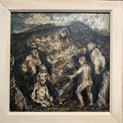 Marsden Hartley, 'Bathers', 1908
