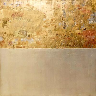 Takefumi Hori, 'Gold and Gold 15', 2018
