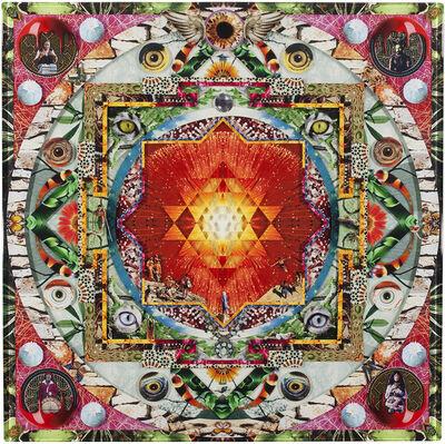 Sebastian Wahl, 'Medicina Mandala', 2015