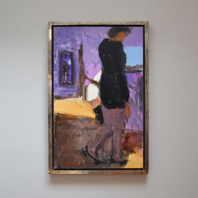 Sargy Mann, 'Frances Going Downstairs', ca. 2008