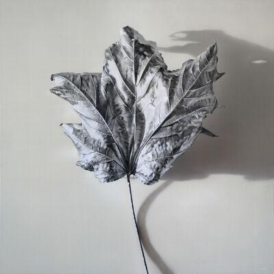 Bogdan Molea, 'Leaf Sculpture ', 2019
