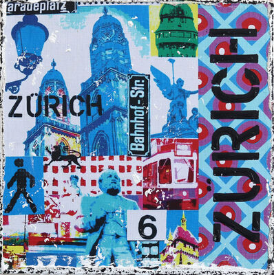 Marion Duschletta, 'Zurich 6', 2013