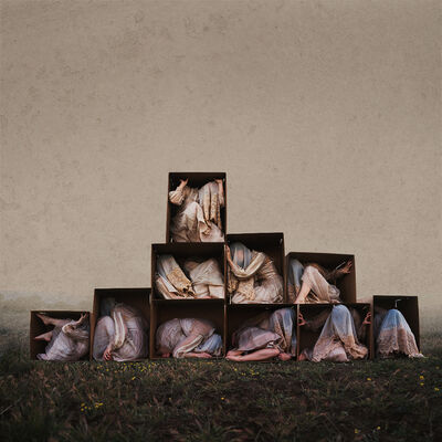 Brooke Shaden, 'Contain',