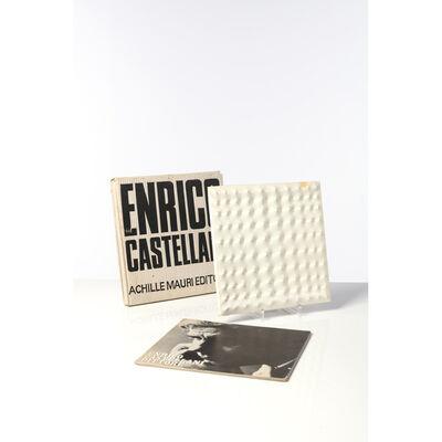 Enrico Castellani, 'Estroflesione', 1968