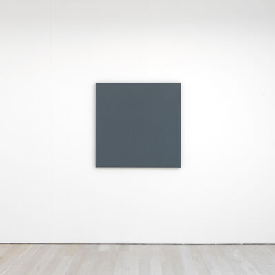Alan Charlton, 'Square Painting', 1978