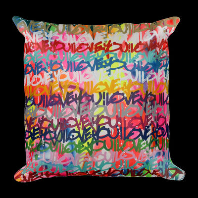 Amber Goldhammer, 'Energetic Love Pillow 2', 2018