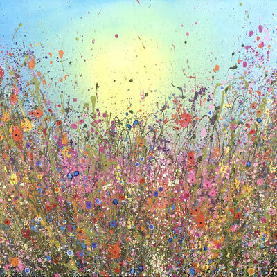 Yvonne Coomber, 'This is the Place My Heart Dances', 2019