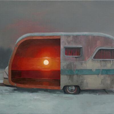 Andrew McIntosh (Mackie), 'Sun Van II', 2016
